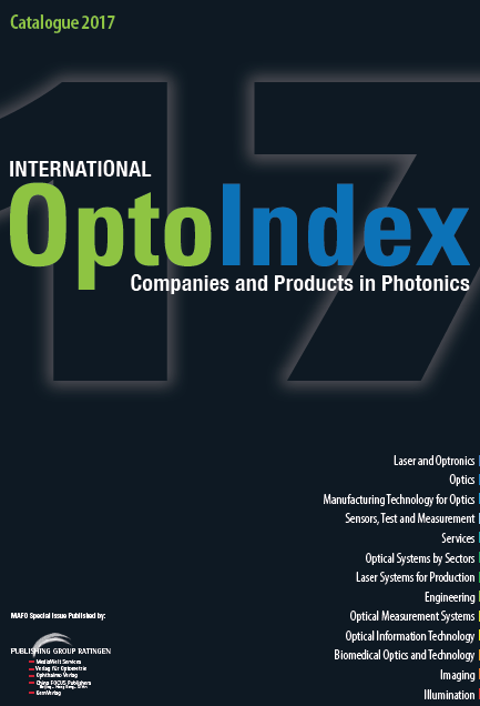 Business directory OptoIndex for Photonics
